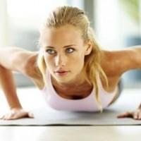 Растяжение грудной мышцы