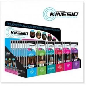 Комплекты кинезио тейпов для отдельных частей тела