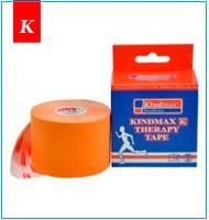 Кинезио тейп Kindmax оранжевый купить в Киеве : Кинезио лента мирового производителя