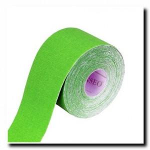 Купить кинезио тейп зеленого цвета : Цена зеленого кинезио тейпа