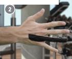 Кинезио тейп для лечения выбитого пальца : Как использовать кинезио тейп при выбитом пальце