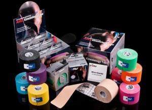 Kinesio Tape ARES - премиум класс кинезио тейпов производство Корея