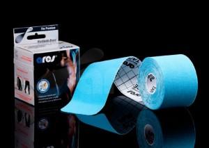 Кинезио тейп ARES голубой производства Корея, класс премиум.