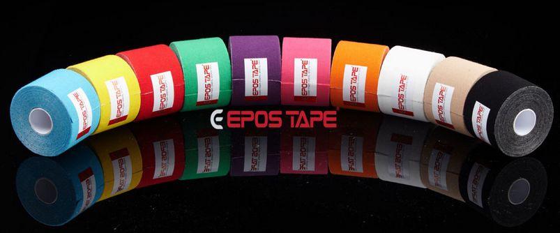 Кинезио тейпы EPOS : Купить kinesio tape EPOS за 100 грн