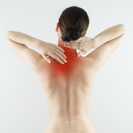 Лечение боли в верхней части спины методом кинезиотейпирования : Купить кинезио тейп недорого
