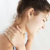 Помощь кинезио тейпа при болях в шее