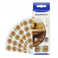 Кинезио тейпы Phiten Titanium Power Discs – 10 шт