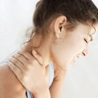 Боли боковых шейных мышц