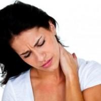 Боли в шее, возникающие спереди и сбоку