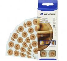 Кинезио тейпы Phiten Titanium Power Discs — 10 шт